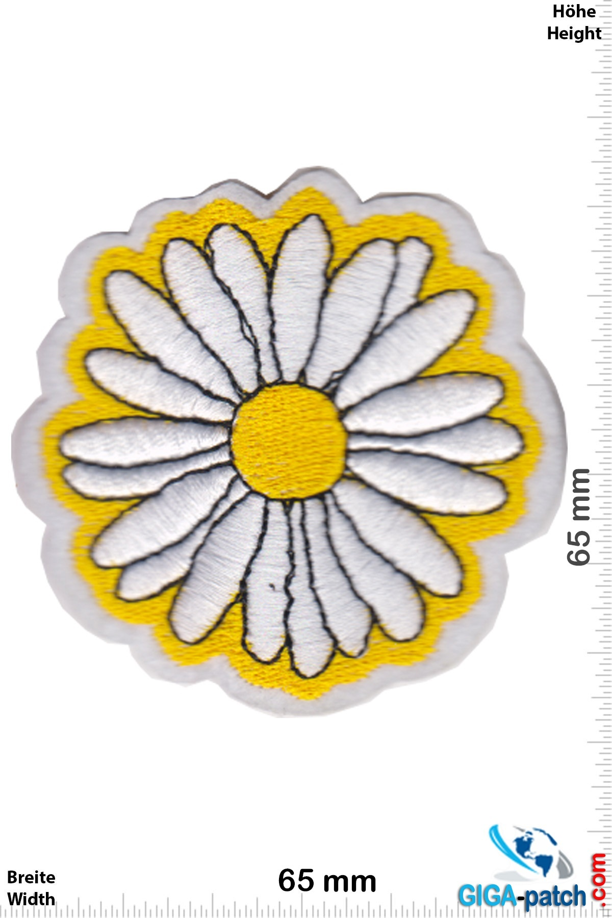 Daisies - small  - Margerite - Flower