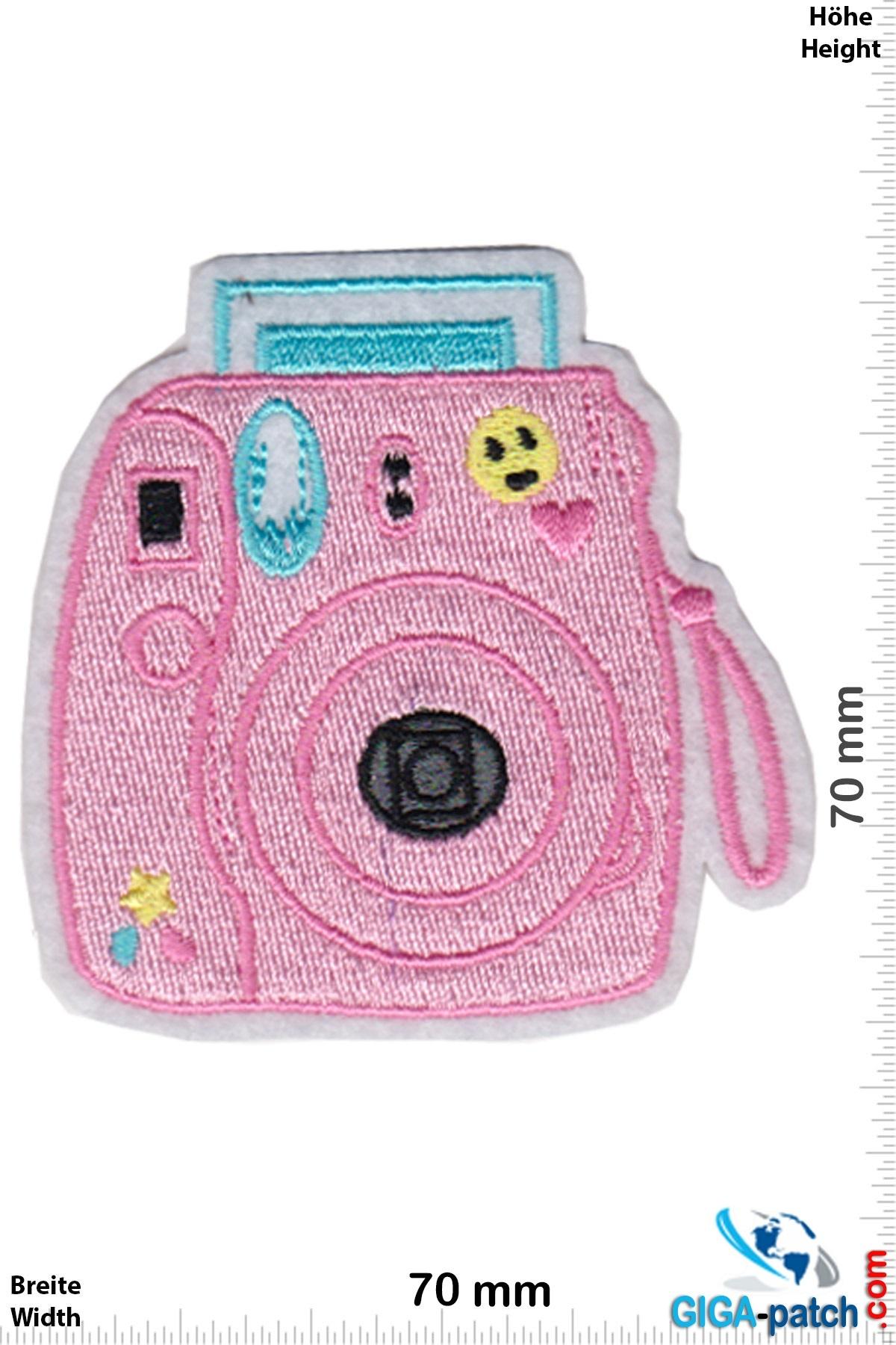 FUJIFILM instant camera Instax Mini pink