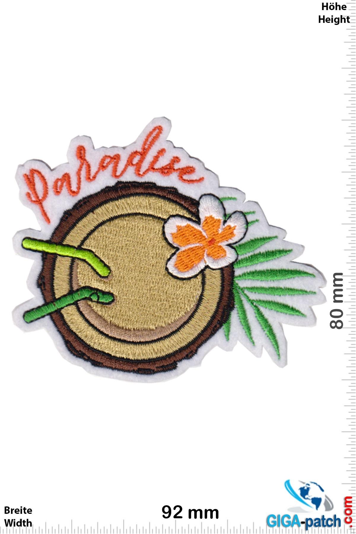 Paradise - Coconut Drink