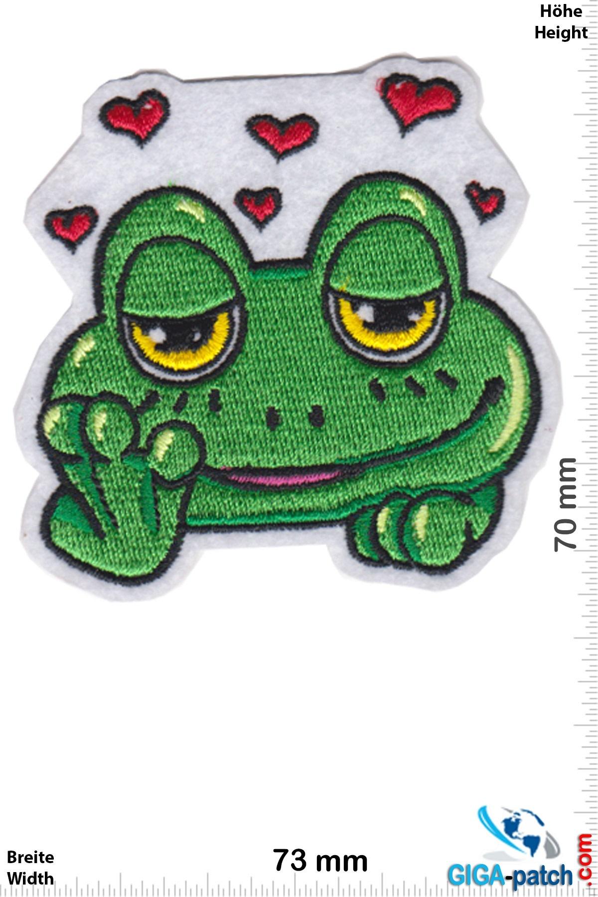Love Fog in Love - Frosch