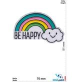 Fun Be Happy - Rainbow - Regenbogen