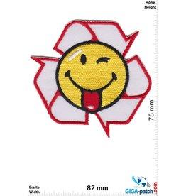 Smiley Receyle Smiley - Smile