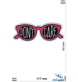 Fun Don't care - Sunglass