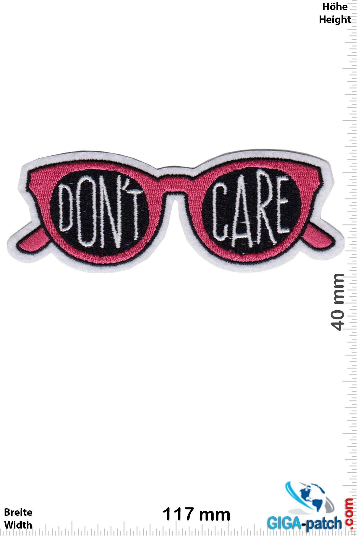 Fun Don't care - Sunglass