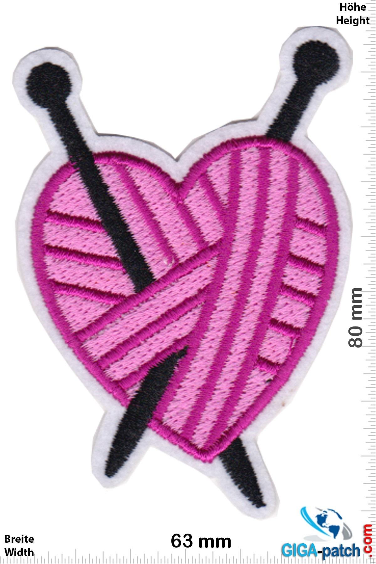 Love Love - Wolle - Stricken