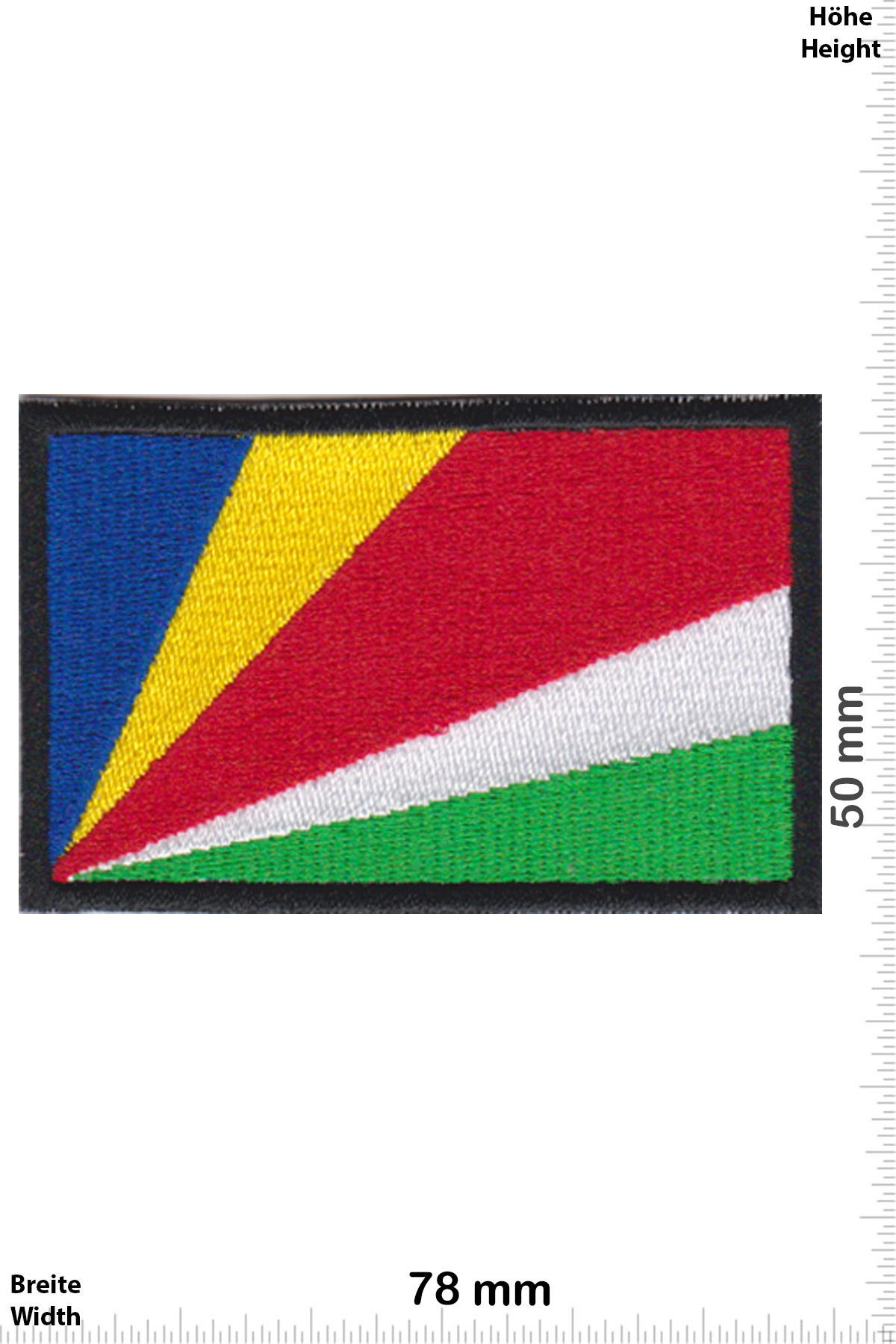 Seychelles - Flag