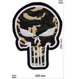 Punisher Punisher camouflage -  29 cm