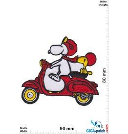 Snoopy Snoopy - Die Peanuts - Vespa