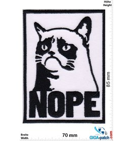 Fun NOPE - Grumpy Cat