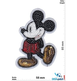 Mickey Mouse  Mickey Mouse - sequins