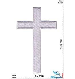 Kruzifix Cross - Crucifix - white