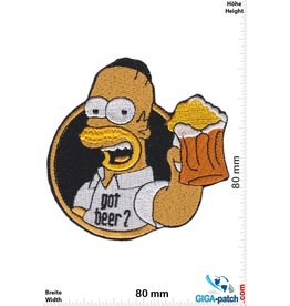 Simpson Homer  Simpson  - got Beer?