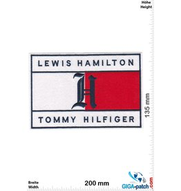Tommy Hilfiger Tommy Hilfiger - Lewis Hamilton - Softpatch - 20 cm
