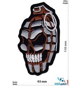 Totekopf  Skull - hand grenade