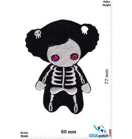 Totenkopf Skull Girl - skull
