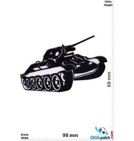 Tank Tank - black white