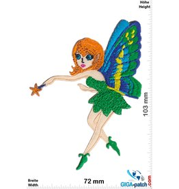 Kids Fairy with magic wand