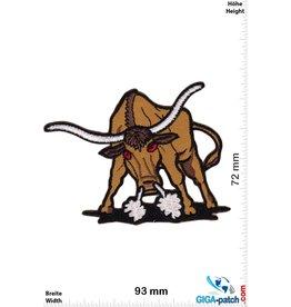 Bull Angry Bull - wütender Stier