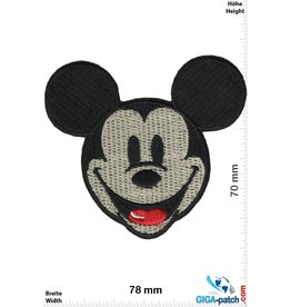 Mickey Mouse  Mickey Mouse  - Kopf