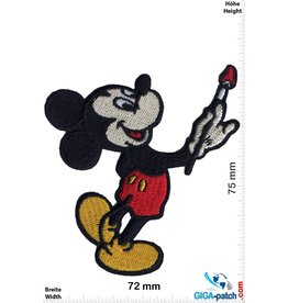 Mickey Mouse  Mickey Mouse  - Paint