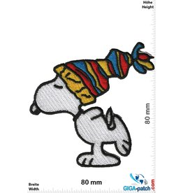 Snoopy Snoopy - Die Peanuts - Ice skating