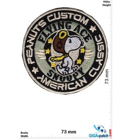 Snoopy Snoopy - Flying Ace - American Classic - Die Peanuts