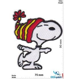 Snoopy Snoopy - Ice skating - Die Peanuts
