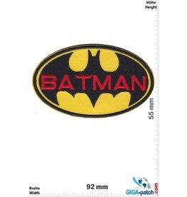Batman Batman - Logo - red Font