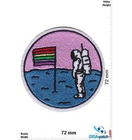 Nasa Spaceman - moon - gay - astronaut