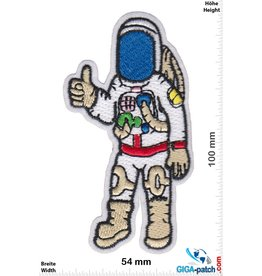 Nasa Astronaut - Spaceman - OK