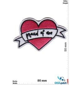 Love Heart - Proud of me