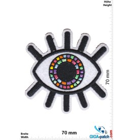 Magic Eyes Magisches Auge - Magic Eyes - Rainbow
