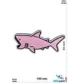 Fun Shark - pink