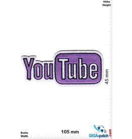 YouTube - purple - Nerd