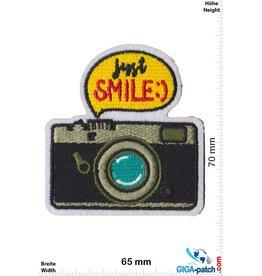 Fun Just Smile :)  - Camera