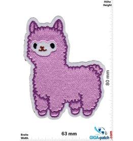 Lama - pink