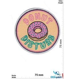 Fun Donut Disturb