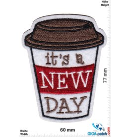 it's a NEW DAY - Coffee
