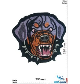 Rottweiler -Kampfhund