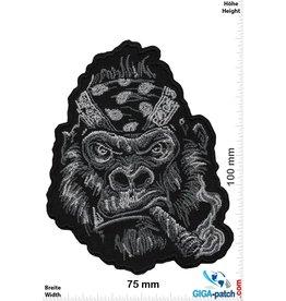 Gorilla Monkey Biker - Gorilla -small