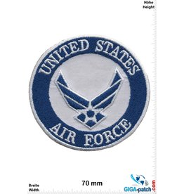 Airforce United States  Air Force - blue