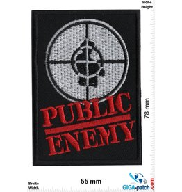 Public Enemy  Public Enemy - Crosshair - Hip-Hop -Music