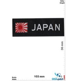 Japan, Japan Japan - long Flag