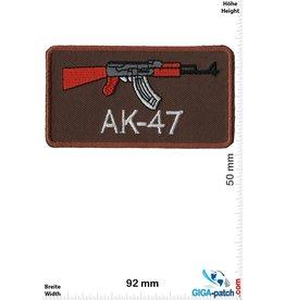 AK-47 - Avtomat Kalashnikova - Kalaschnikow