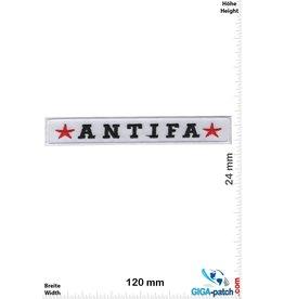 ANTIFASCHISTISCHE AKTION Antifa - ANTIFASCHISTISCHE AKTION - white