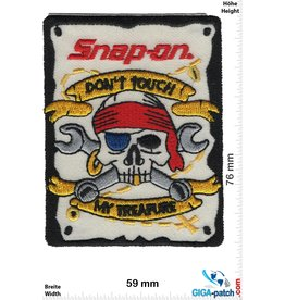 Snap-on  Snap-on - Don't touch my treasure