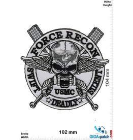 Navy Force Recon - United States Marine Corps - Swift Deadly Silent
