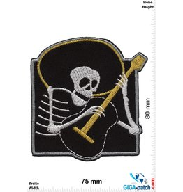 Totenkopf Skeleton Mexican