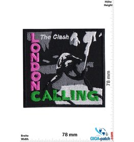 The Clash The Clash - London Calling - Punk Band