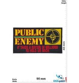 Public Enemy  Public Enemy - I takes... - Hip-Hop -Music